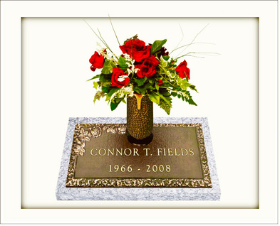 Individual Bronze Grave Markers, Individual Bronze Memorials, Individual Bronze Headstones