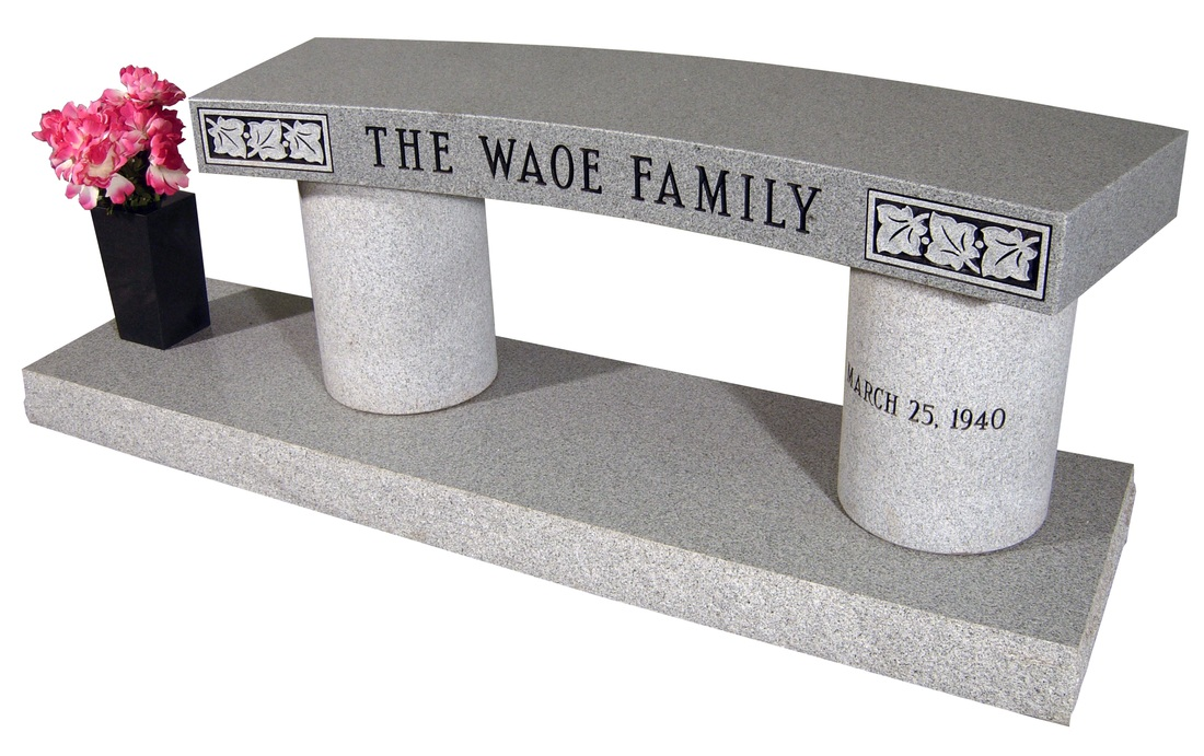 Distinction Memorial Benches And Cremation Benches Gravestones And Memorials Quality