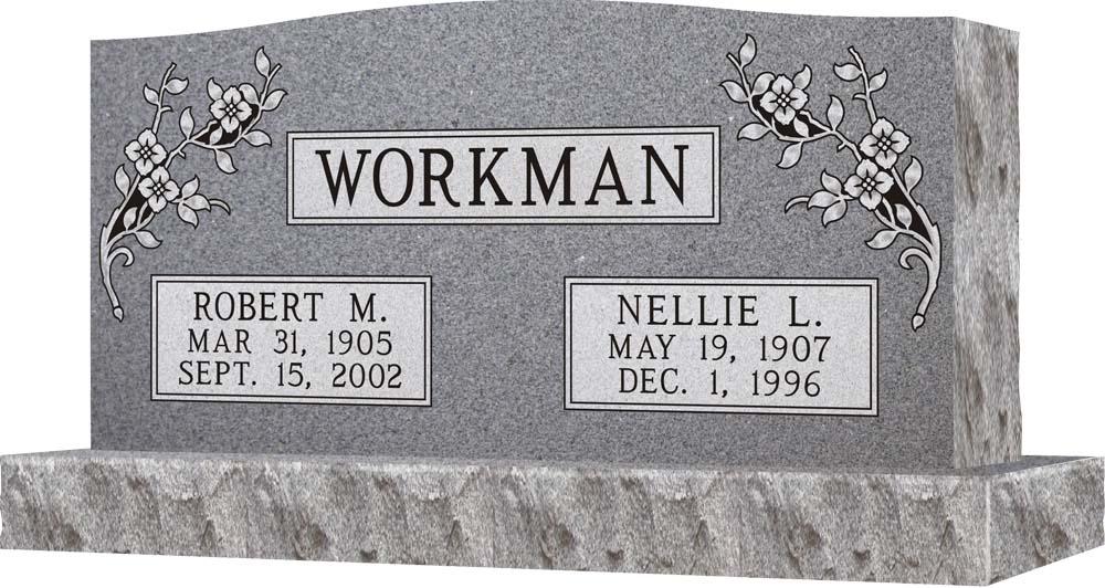 Classic Memorial Headstones Gravestones And Memorials