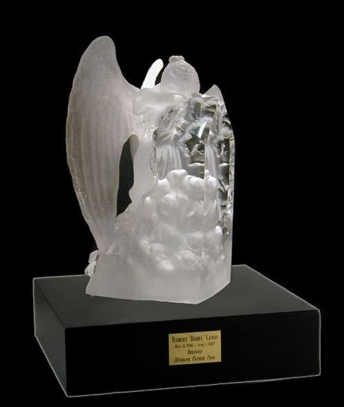 Angel Urns Gravestones And Memorials Quality Memorial