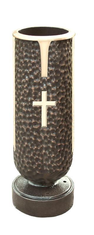 Individual Religious Bronze Grave Markers Quotes